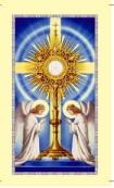 Eucharistic adoration 1