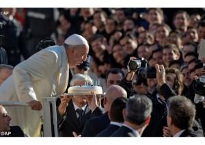 Pope birthday