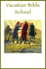 VBS Journey with Jesus