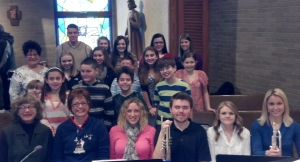 Young Voices Choir 2013-14