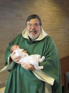 Tobias & Fr Len