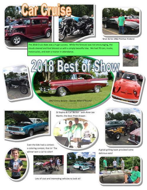 2018 Car Cruise bulletin wrap up-001-001