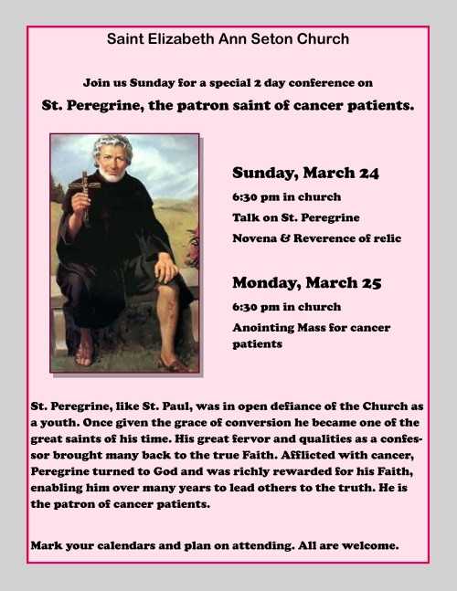 St. Peregrine conference-001-001